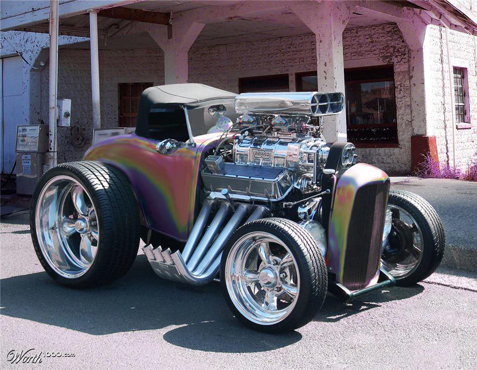 Steve White Vw >> Radical Hot Rod | pinterest.com/pin/199354720977737357/ | Steve Ferrante | Flickr