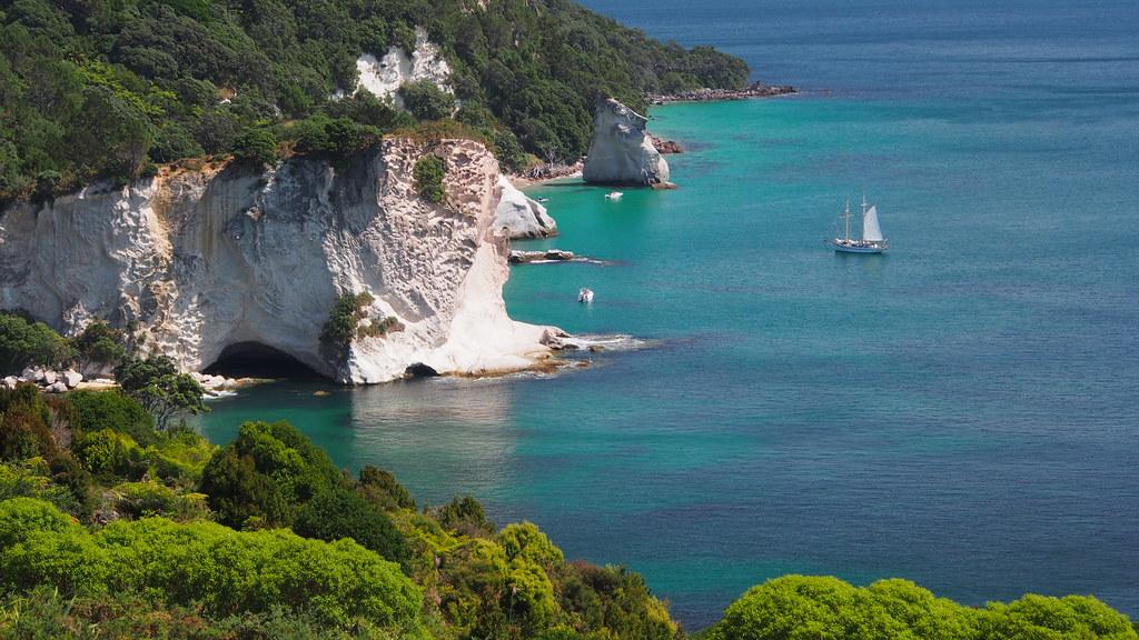 Nuova C >> Te Whanganui-A-Hei (Cathedral Cove) Marine Reserve | Flickr