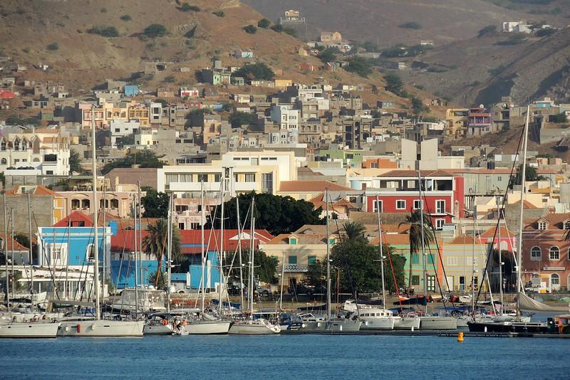 Mindelo Cape Verde