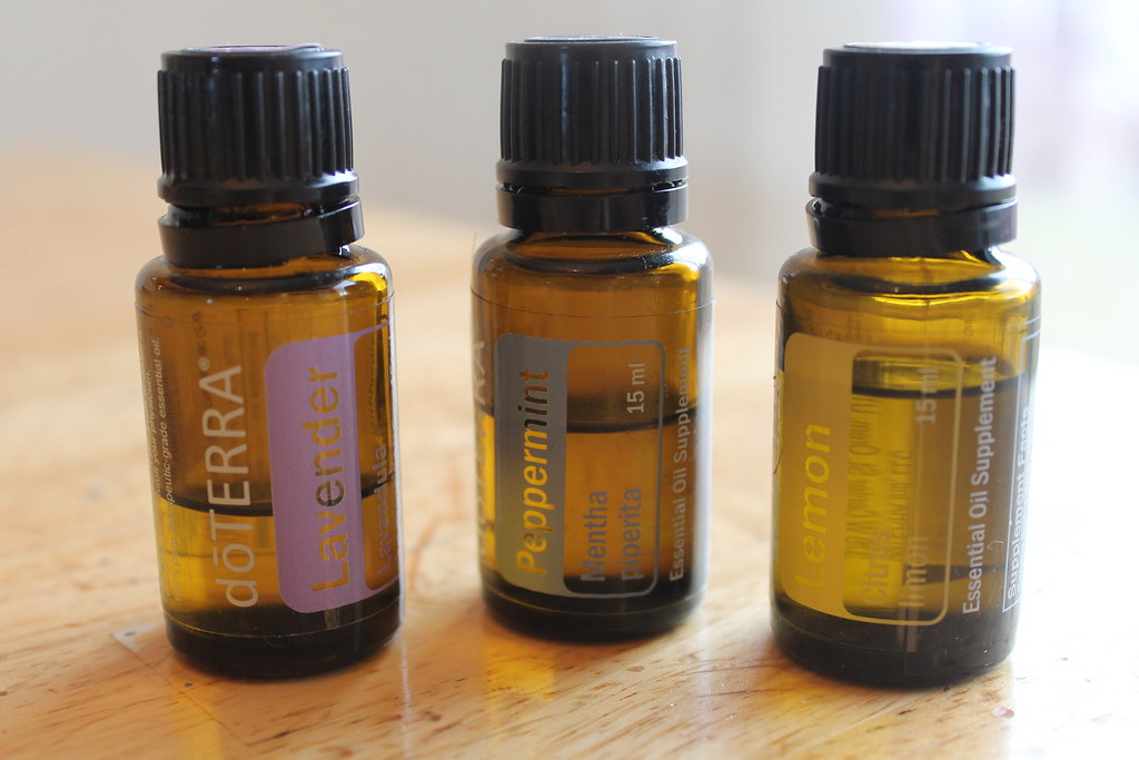 Essential Oils For Natural Toothpaste