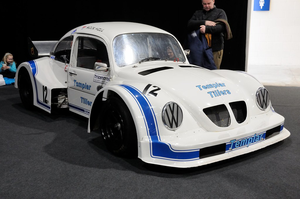 Race Retro 2013 - VW Beetle Special Saloon - Mick Hill | Flickr