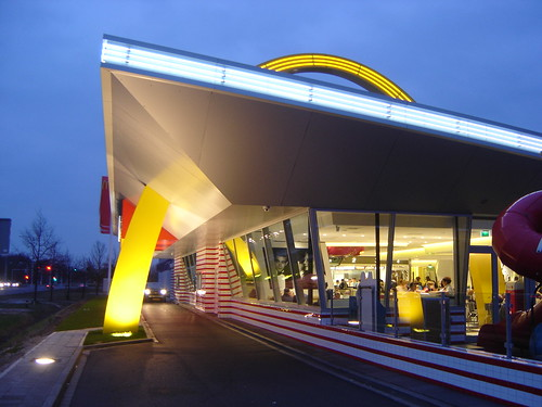 Best Retro Style Mcdonald S Restaurant Last Year