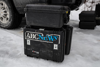 ABC News Camera Equipment Cases | by goingslowly