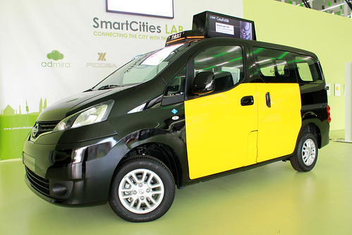 SmartTaxi04 | by ADmira Digital Signage