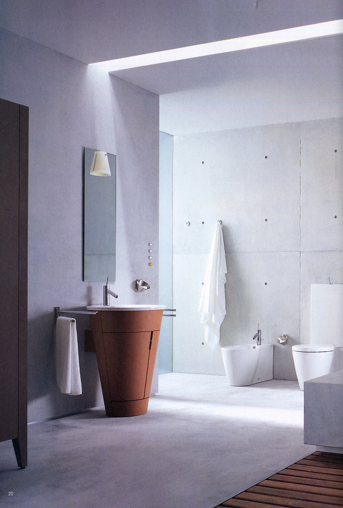 Domestic Philippe Starck Bathroom Suite Public Bathrooms