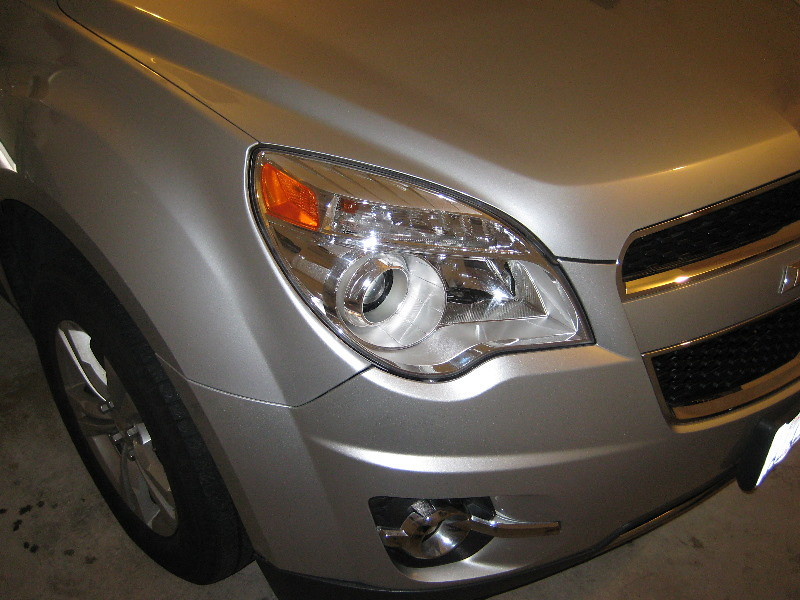 2012 GM Chevrolet Equinox Headlight - Low Beam, High Beam ...