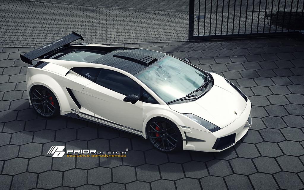 Lamborghini Gallardo Pd L800 Widebody Aerodynamic Kit Prio Flickr