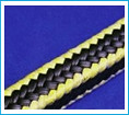 ASBESTOS CENTRE :  Graphite PTFE Teflon & Kevlar Corner Packing | by Asbestoscentre