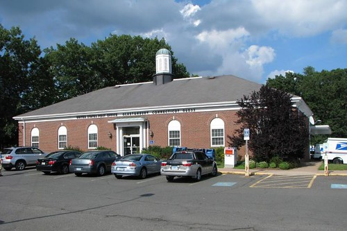 Glastonbury, CT post office | by PMCC Post Office Photos