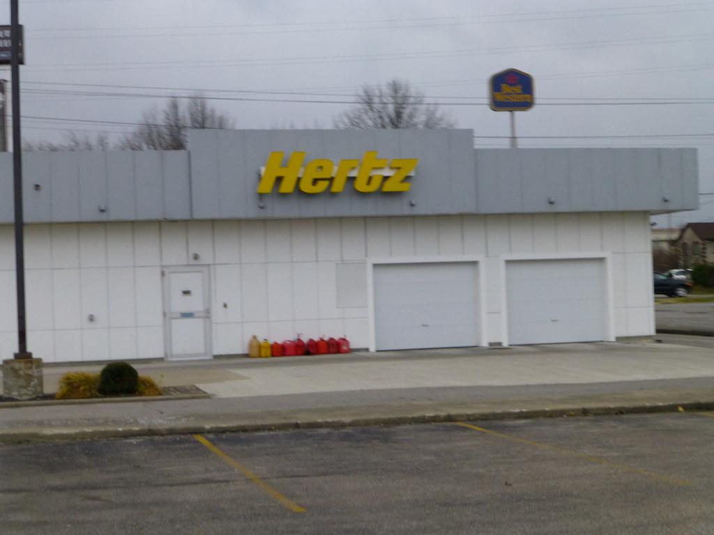 Car Rental Hurtz Hanson