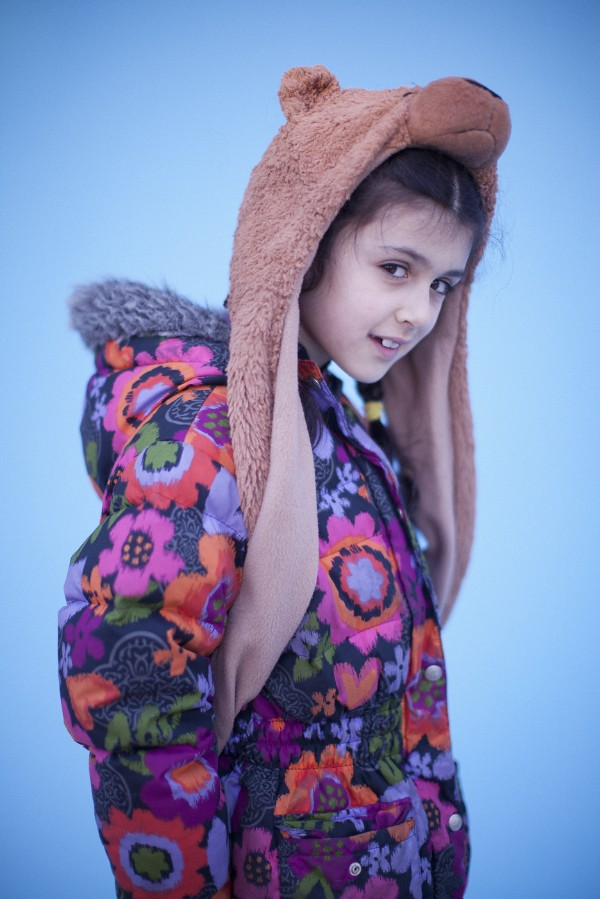 Esme | Kiddos for New York Magazine's childhood issue ...
