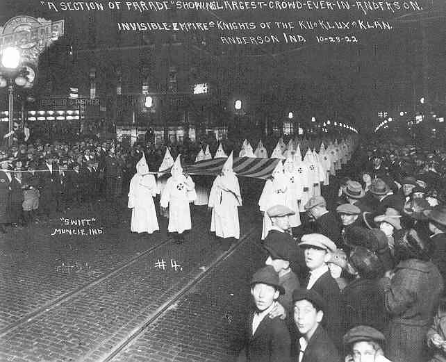 an overview of the ku klux klan in the united states and the issues of the racism The organized ku klux klan movement saw a boost in its membership in 2017 in fact more than half of today's klans formed in the last three years racism is evil, and those who cause violence in .