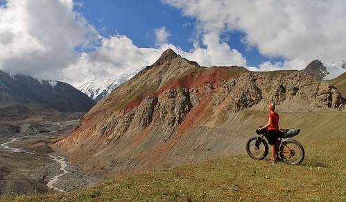 Near Pik Lenin basecamp | by Pikes On Bikes