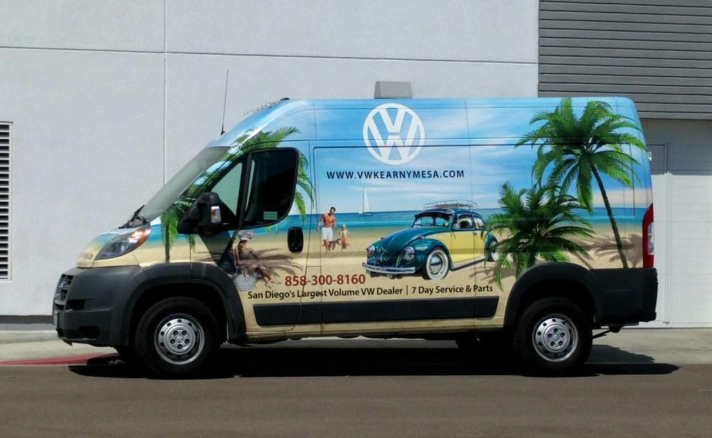 Kearny Mesa Volkswagen Ram Promaster In San Diego Flickr