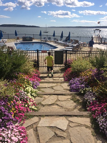 Day 3 - Spruce Point Inn, Boothbay Harbor, ME