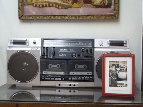 Old radio thai nostalgia nostalgic nostalgie house of muse for Classic house radio