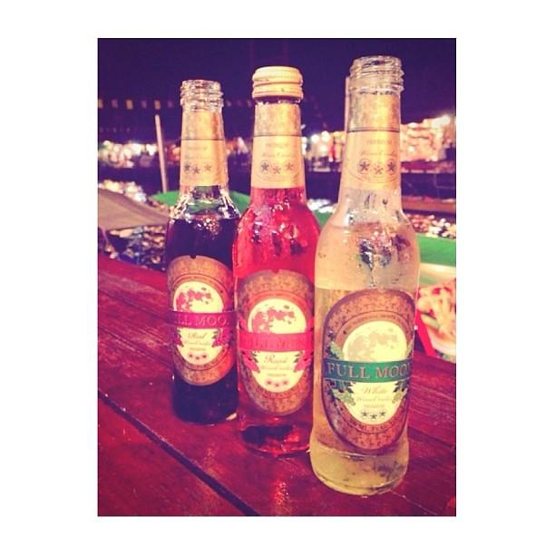 ... ดวงมั้ย #fullmoon #premium #drink #wine… | Flickr