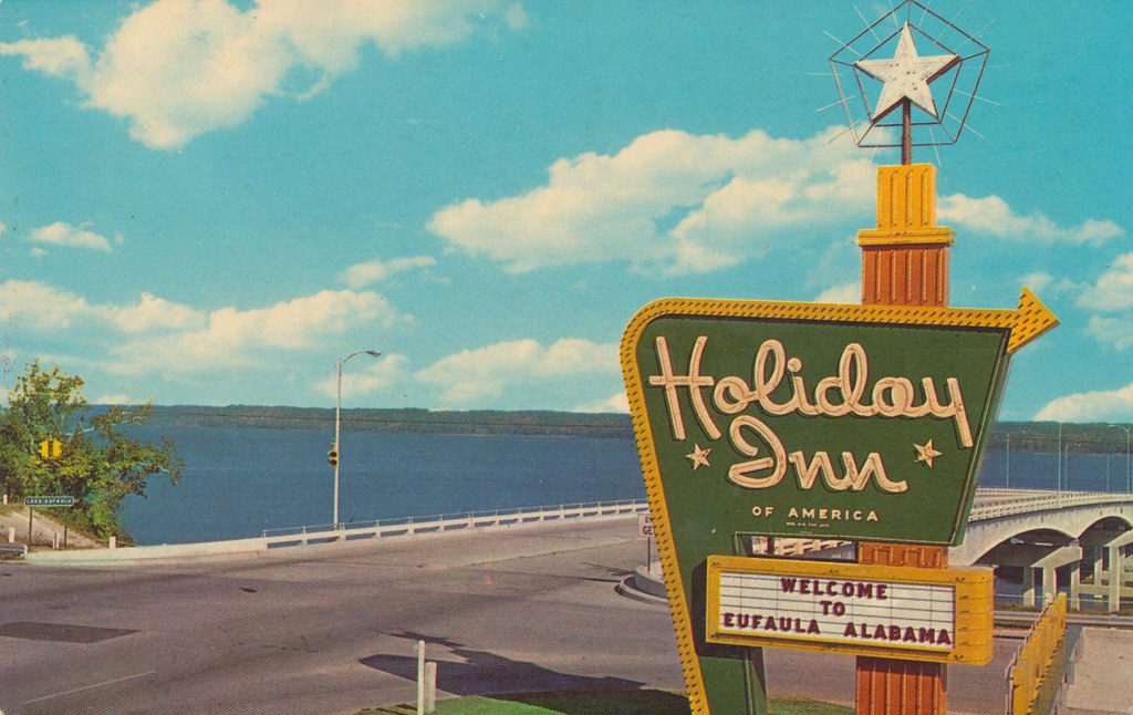 Holiday Inn - Eufaula, Alabama