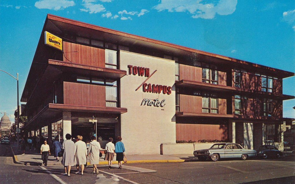 Town/Campus Motel - Madison, Wisconsin