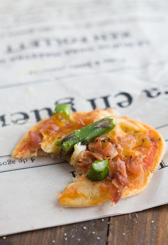 Receta De Minipizzas De Trigueros 3 Wwwunodedoscomrecet
