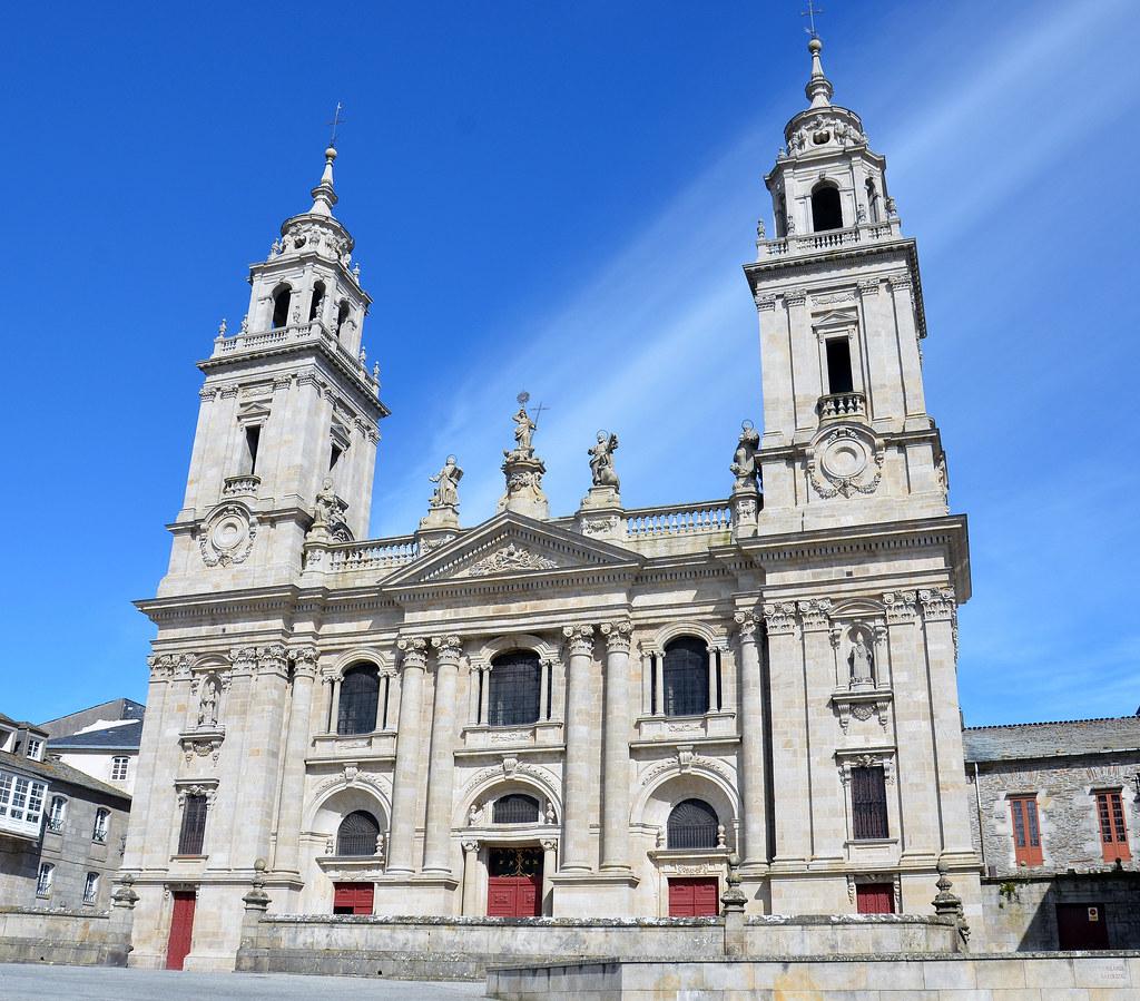 Catedral de Santa María de Lugo, Galicia  12th-C. Romanesqu…  Flickr