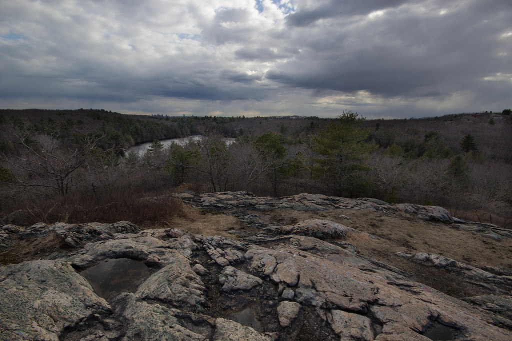 Breakheart Reservation (View from Eagle Rock) - Saugus MA   Flickr