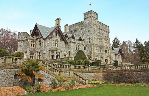 Hatley Castle Victoria Bc Fromkamloops Tumblr Com Post Flickr
