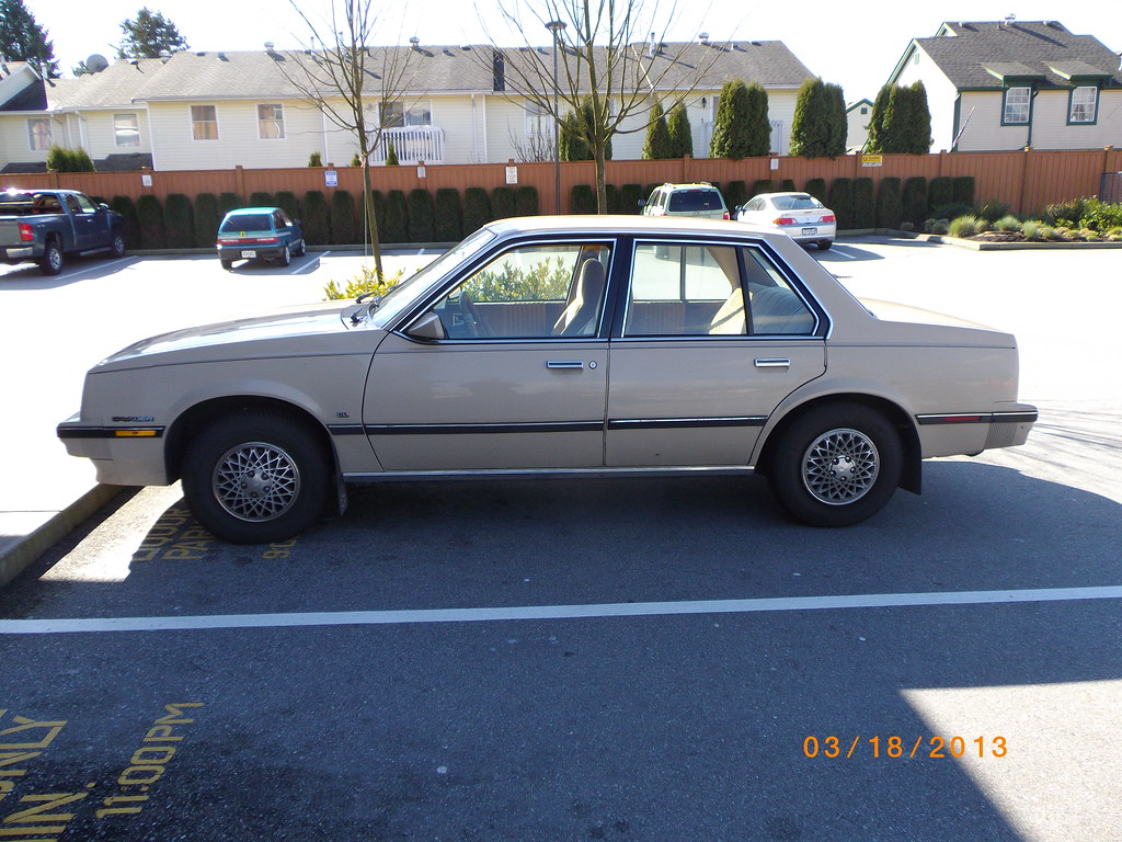 Cavalier 1982 chevrolet cavalier : 1982 Chevrolet Cavalier CL | Some of my contacts may remembe… | Flickr