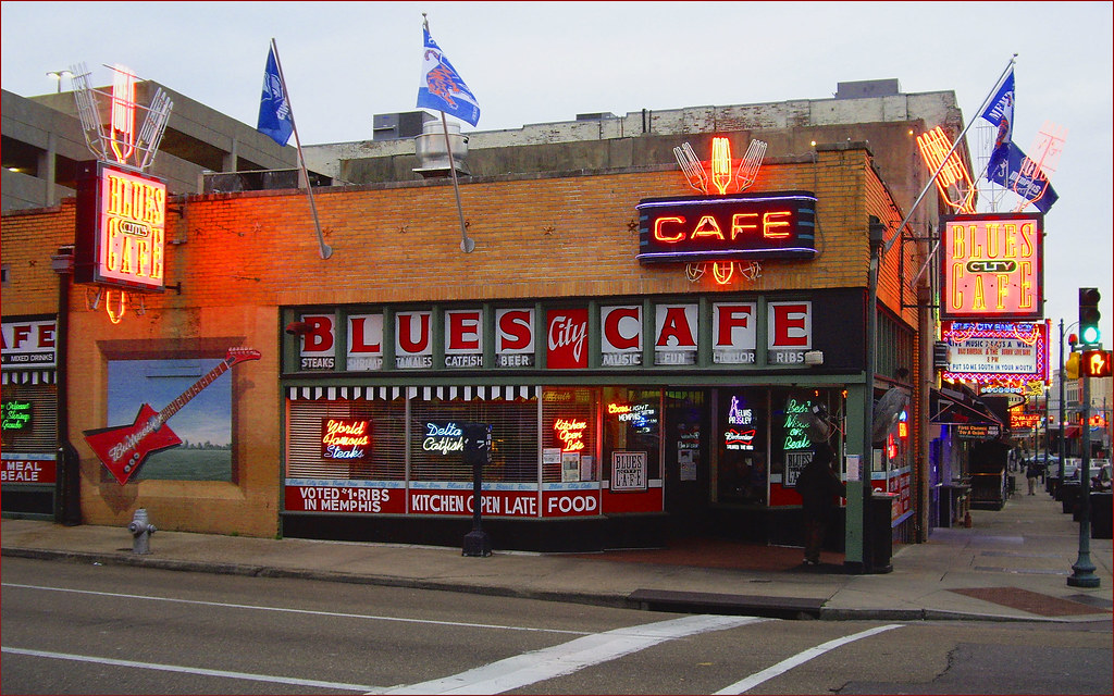 City Of Memphis Jobs >> Blues City Cafe Beale Street Memphis (TN) February 2013 | Flickr
