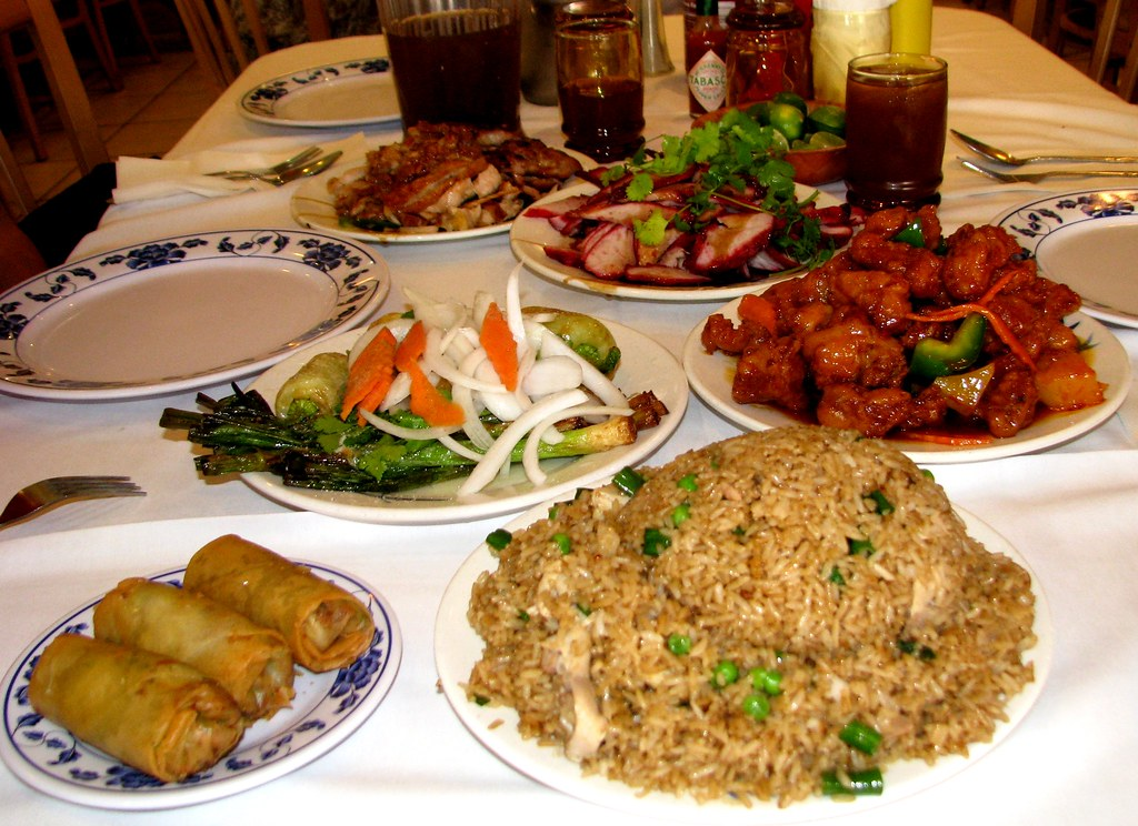 comida china de Mexicali