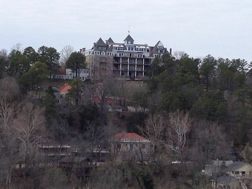 The Crescent Hotel Eureka AR | by earthgirl58