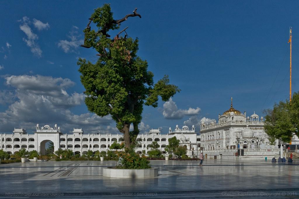Takht Sachkhand Shri Hazur Abchalnagar Sahib, Nanded, Indi ...