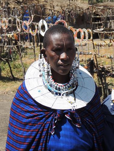 Tanzania Safari, Maasai