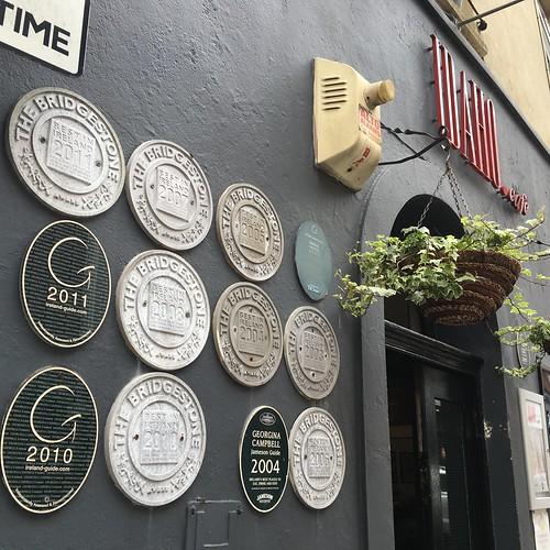 Idaho Cafe, Caroline Street, Cork City https://slaintecork.wordpress.com/brunch/