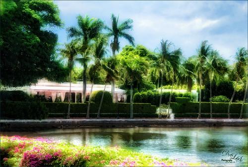 Image of a Palm Beach Florida Home