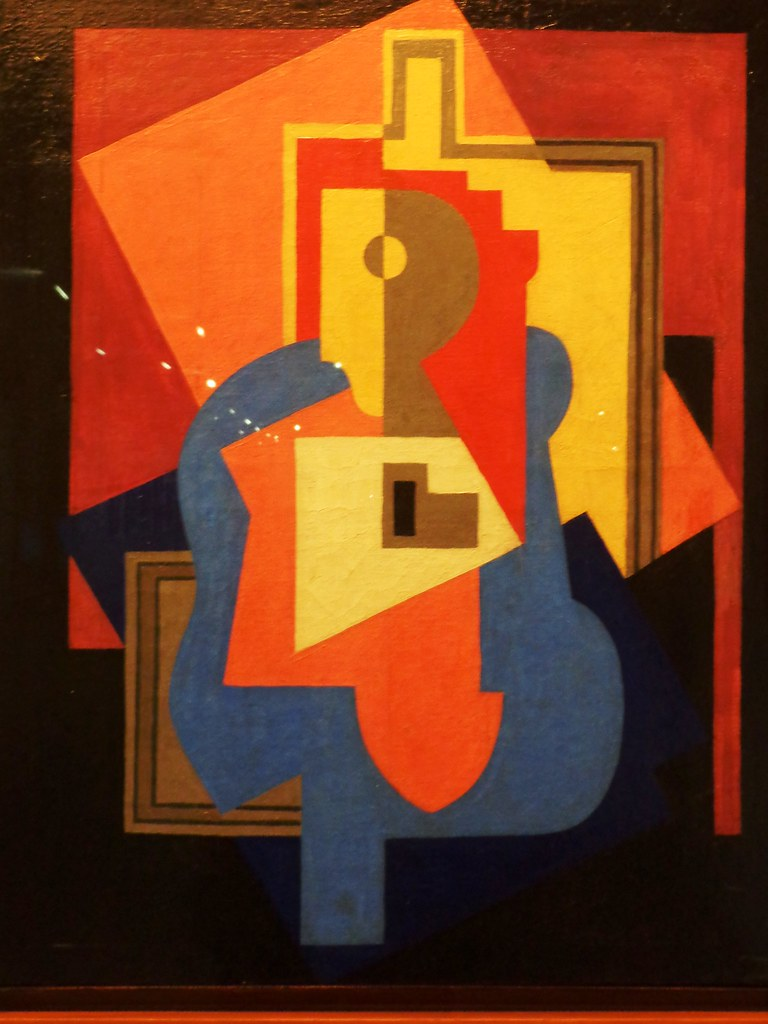 albert gleizes composition 1922 telef243nica�s cubism