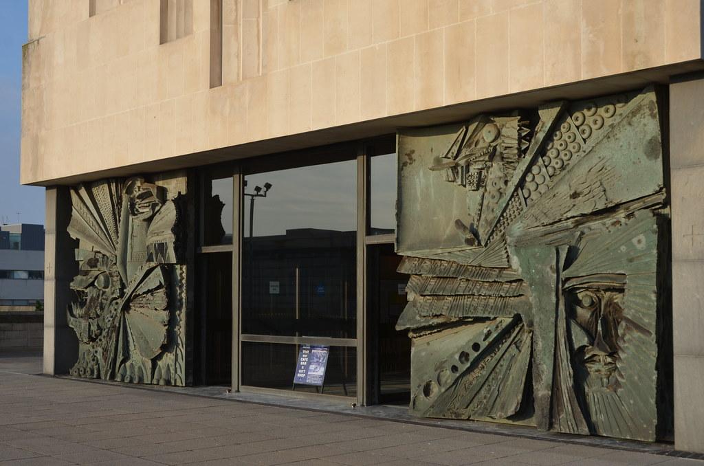 & Liverpool - Metropolitan Cathedral Bronze Doors By Williamu2026 | Flickr pezcame.com