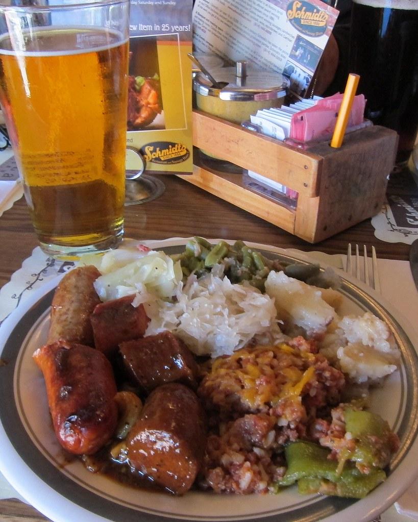 schmidt s sausage haus buffet columbus ohio beatbooks flickr rh flickr com breakfast buffet columbus ohio hometown buffet columbus ohio