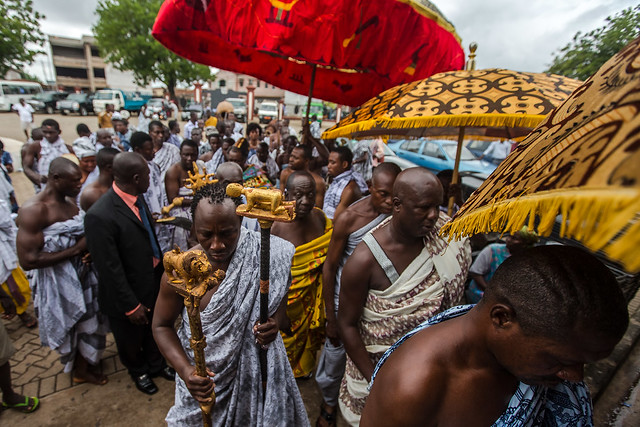 8474489288 18299281a3 z The Great Akwasidae Festival Of The Asante People
