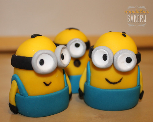 Despicable Me Minions Birthday Cake for Simon 5 | by Ayca Wilson