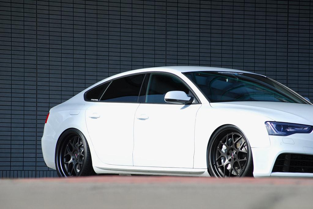 All Black Audi >> Audi A5 Sportback×HYPERFORGED HF24S   HYPERFORGED HF24S Step…   Flickr