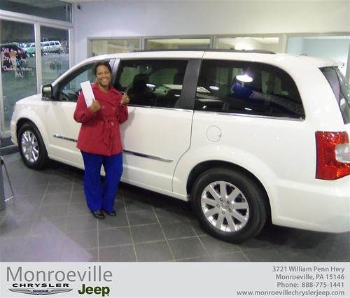 Congratulations To Shawnette Wright On The 2013 Chrysler T