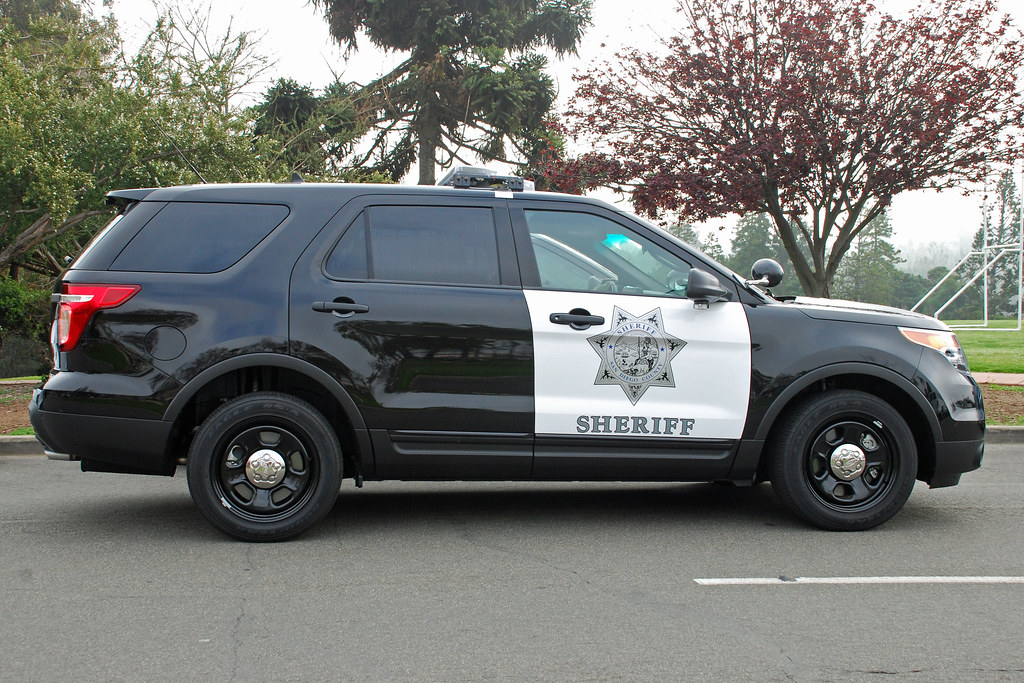 san diego sheriff | brand new ford explorer of the san diego… | flickr