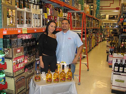 how to get a job at a liquor store