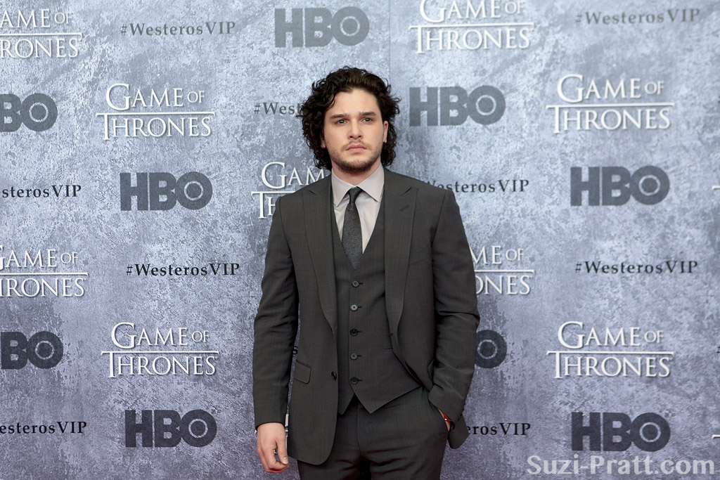 Kit Harington a... White House Pictures