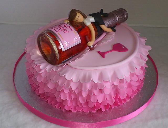 40th Birthday Cake Flickr Photo Sharing