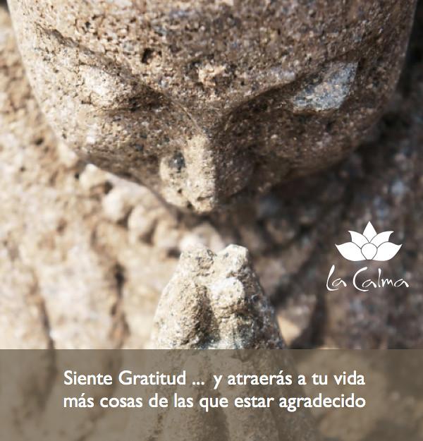 Siente gratitud y atraer s a tu vida m s cosas de las q for Frases de calma interior