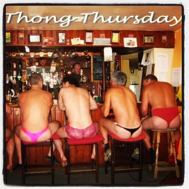 Happy Show Me Your Thong Thursdays By Olaffs Photos 2013