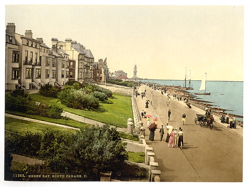[South Parade, II., Herne Bay, England]  (LOC) | by The Library of Congress