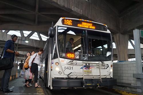 Nj Transit Route 186 Bus Nj Transit Nabi 416 416 15